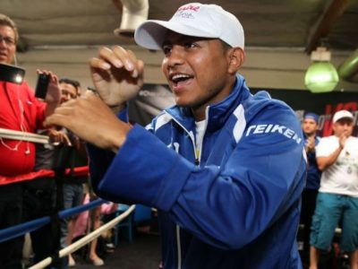 Роман Гонсалес планирует вернуться на ринг весной 2018 года