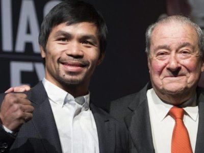 Мэнни Пакьяо может провести бой за титул WBO в следующем году