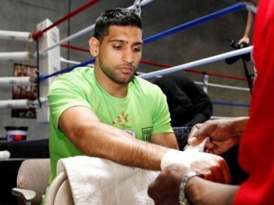 Амир Хан планирует вернуться на ринг в марте, в Великобритании
