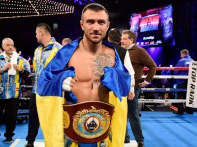 Ломаченко: Не считаю свою победу чем-то особенным