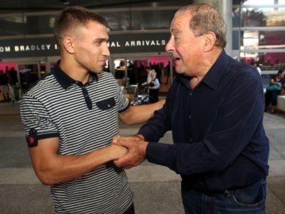 Арум: Ломаченко остановит Ригондо в 9-ом или 10-ом раунде