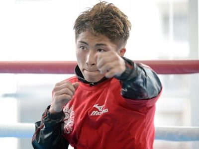 Наоя Иноуэ завершает подготовку к поединку против Бойо (ФОТО)